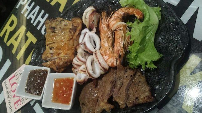 Mixed Grill 25++