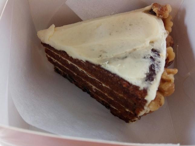 Famed Carrot Cake 7.9++