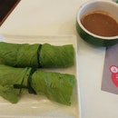 Mustard Leaf Roll $1++ add On For Lunch Set
