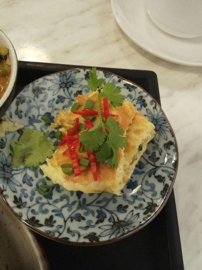 Cincalok Omelette (Side Dish 1)