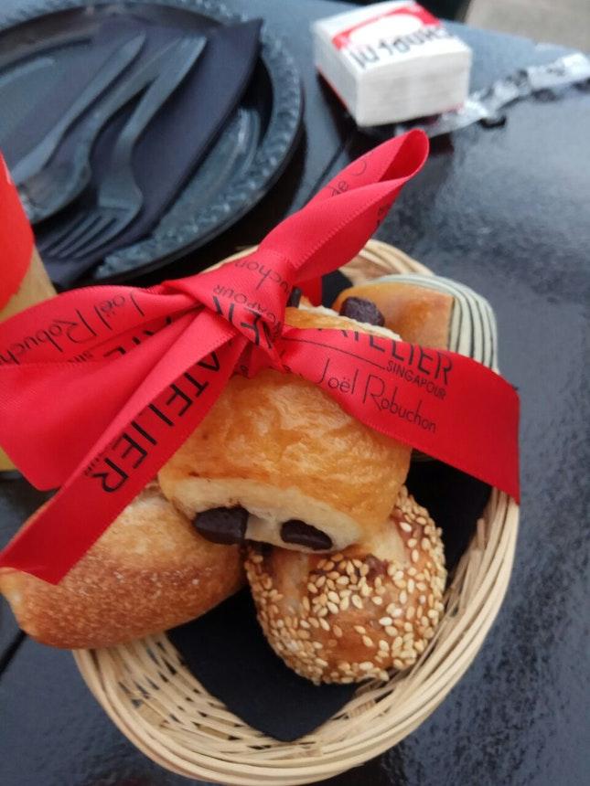 Bread Basket (Michelin Guide Street Food Festival 2018)