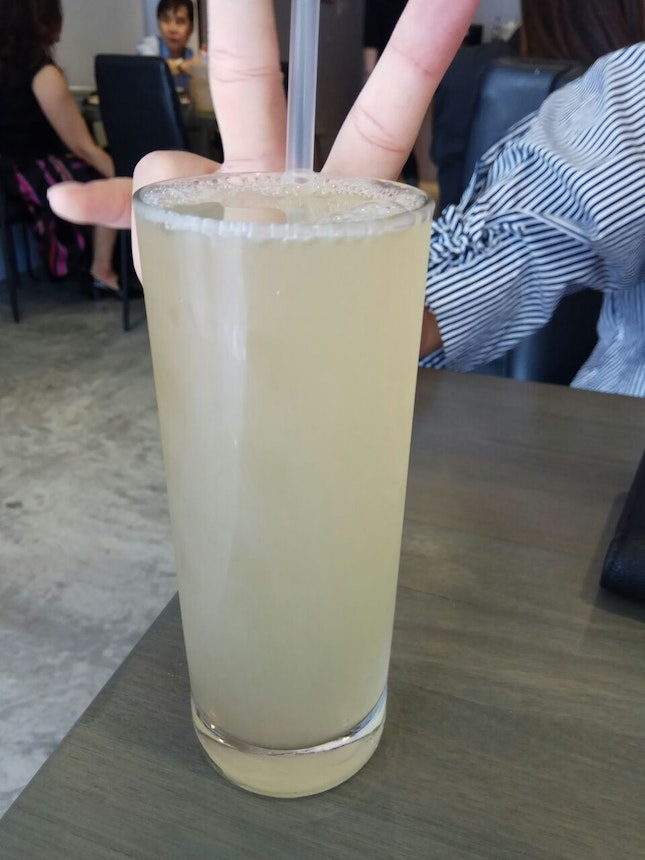 Lemongrass Drink 3.5++?