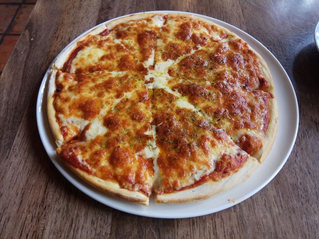 Really Cheesy Pizza 20+