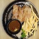 Pork Collar Steak 16.8++