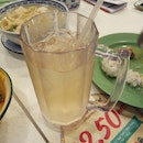 Honey Lemongrass Drink 2.8?