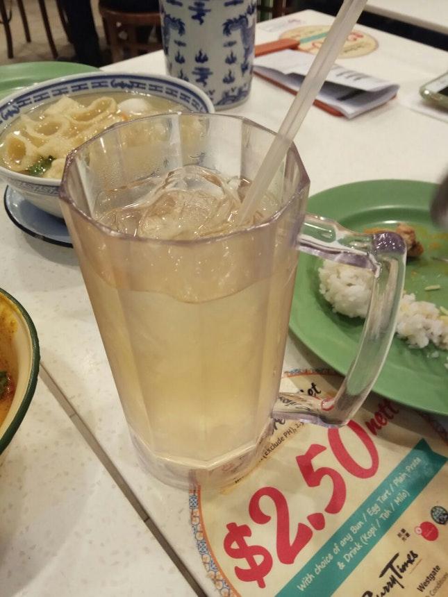 Honey Lemongrass Drink 2.8?