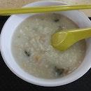 Century Egg W Lean Meat Porridge 3nett