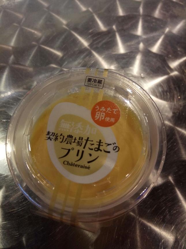 Freshly Laid Egg Pudding 2.8nett