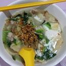 Mee Hoon Kueh 3.5nett Extra Meat +2