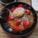 Berry Ricotta Hotcakes 14.9++