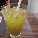 Green Yuzu Drink (Free Non-alcoholic Drink Per 98$ Omakase)