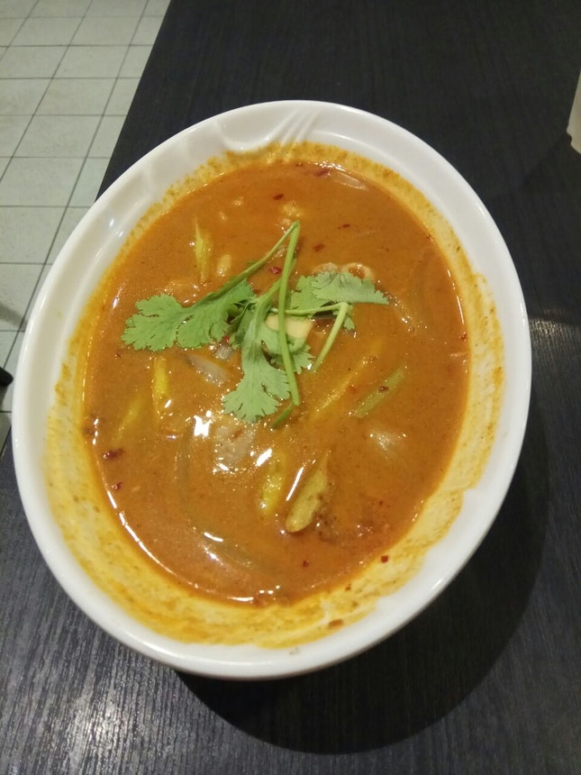 Tom Yum Chicken 5.9nett