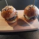 Mini Wagyu Burger W Gouda(Burpple)