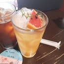 Grapefruit Drink (part Of Set Lunch16++)