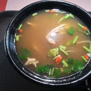 Mutton Soup Ala Carte 6nett(mutton Soup Stall #01-125)