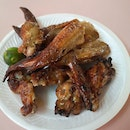 Chicken Wings (satay And Ckn Wing Stall)