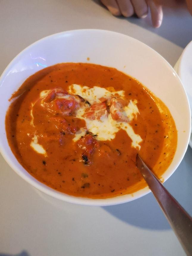 Murgh Makhini(butter Chicken) 21.5++