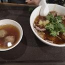 Dry Beef Noodles 6nett