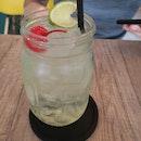 Green Apple Soda (used Burpple Beyond)