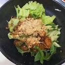 Grilled Chicken Vermicelli 7nett(6nett Without Noodles)