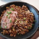 Beef Scorched Rice 18.9++