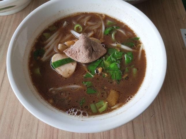 Pork Boat Noodles 3.9nett (Small)