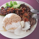 Grilled Pork 4.3nett Moo Ping 1.5nett