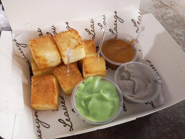 Golden Toast W Triple Dip 6.5nett