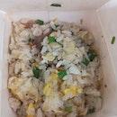Egg Fried Rice W Grilled Ckn 5.8nett Add On Braised Beef +2.5nett