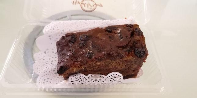 Christmas Fruitcake 8.5nett, UP10(Dine In)