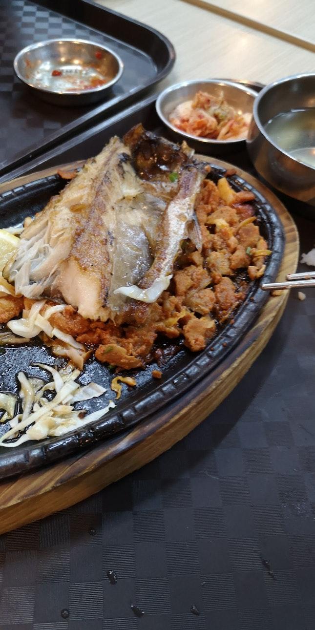 Saba W Chicken