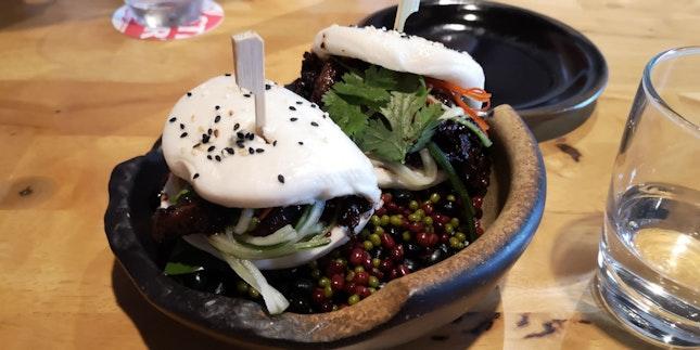 Beef Black Pepper Bao 9.5++