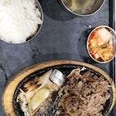 Beef Saba Set 5.5nett Add On Meat +1nett