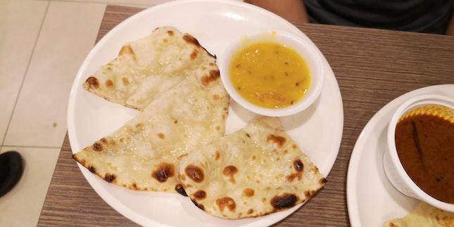 Butter Naan 2.3nett