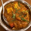 Kadhai Paneer 17++(Used BB)