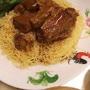 Beef Brisket Noodles 8.8++