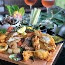 NYE Mega Seafood Platter
