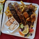 Mixed Grill ($32.90++)