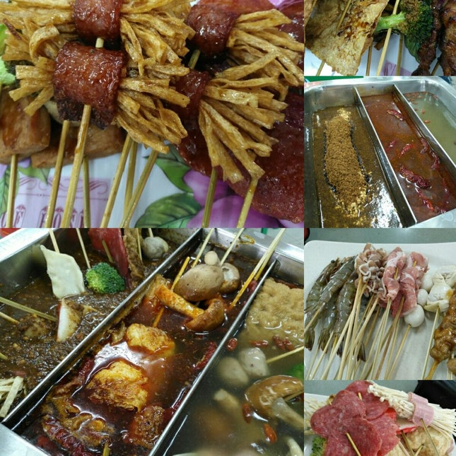 Satay Celup In The West