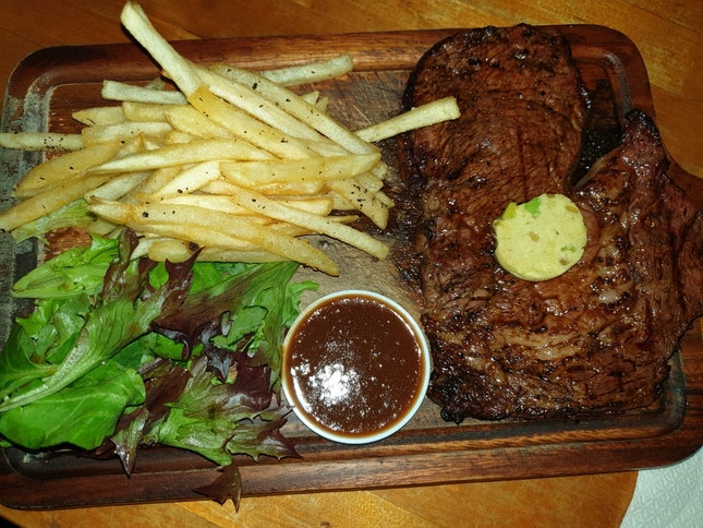 Keefe's guide to steak in Singapore