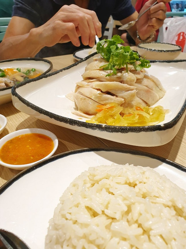 Good Chicken Rice in Sembawang ☺