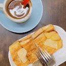 Butter Coffee & French Toast