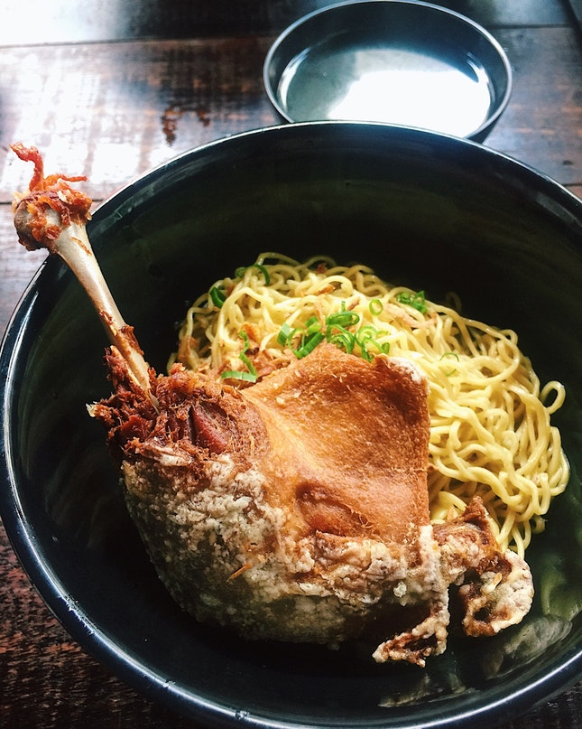 Balinese Duck Noodle