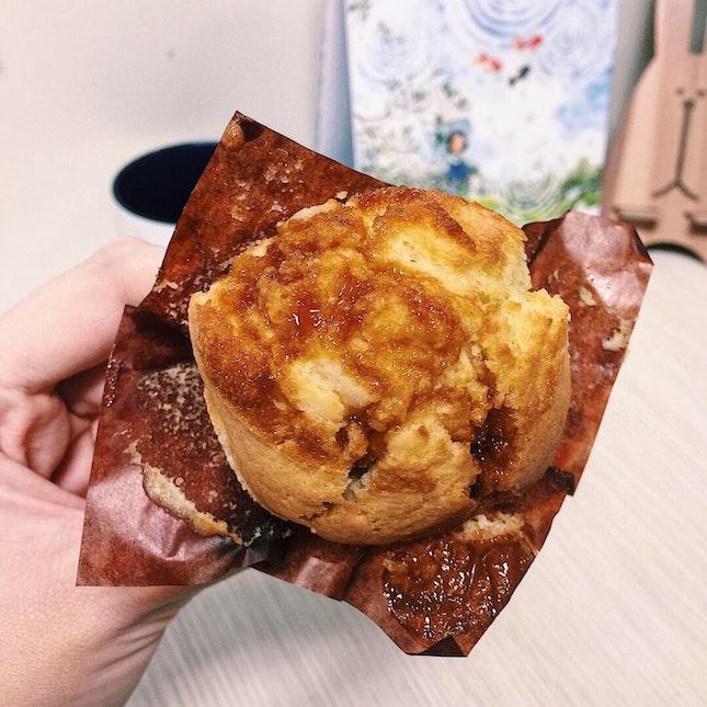 Sea Salt Caramel Muffin