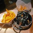 Mussels Casserole