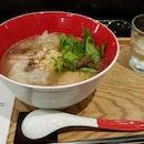 Michelin Star Duck Ramen