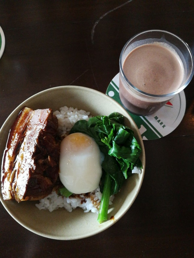 Comfort Food In Singapore