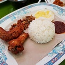 No. 1 Adam's Nasi Lemak (Adam Road Food Centre)