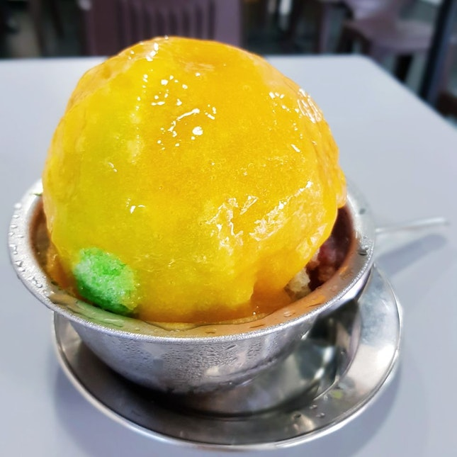 Mango Ice Kachang ($2.80)