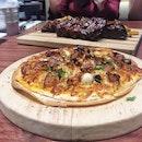 Pork Belly Pizza (RM30)